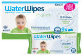 WaterWipes Soapberry Wipes UK 9 Pack (540 wipes)