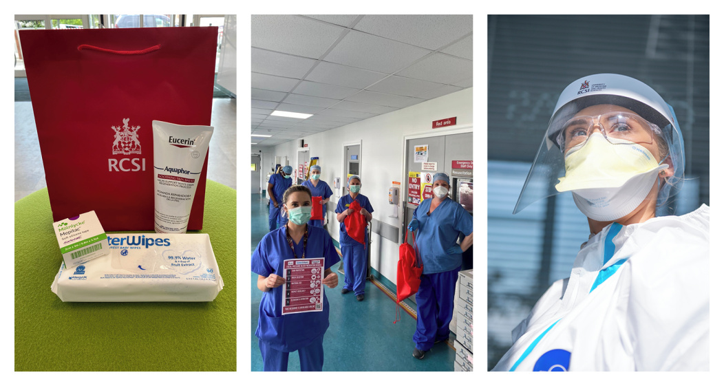 A study commissioned by the Royal College of Surgeons in Ireland (RCSI) has found that a 'care bundle', including WaterWipes, reduces the incidence of Facial Pressure Injuries (FPIs) in frontline COVID-19 healthcare workers caused by the prolonged wearing of Personal Protective Equipment (PPE).   The study which was carried out independently and led by researchers from RCSI University of Medicine and Health Sciences Skin Wounds and Trauma (SWaT) Research Centre, took place over a two-month period amongst healthcare workers in a large acute hospital in Ireland.  Published in the Journal of Wound Care, the study of 300 frontline staff examined the effect of WaterWipes (in combination with a moisturiser and tape) on PPE skin damage and the occurrence of FPIs.  Results showed that prior to using the care bundle, 29% of respondents developed an FPI, whereas after using the care bundle only 8% of respondents developed such an injury. The analysis revealed that when using the care bundle, staff were almost five times less likely to develop an FPI. In a secondary finding, respondents reported the bundle as easy to use, gentle and effective.