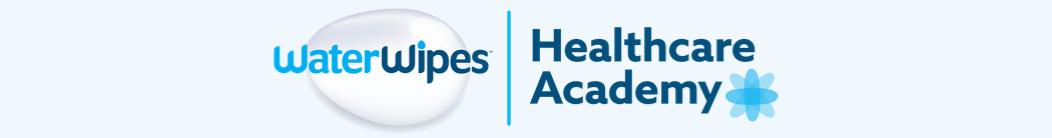 WaterWipes Healthcare Academy Logo