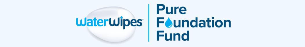 pure foundation fund logo