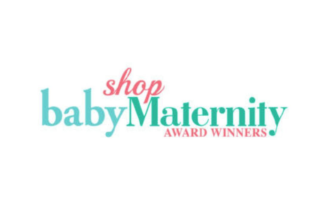 baby maternity shop award logo
