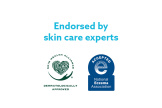Endorsed by skin care expert - Skin Health Alliance and NEA