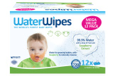WaterWipes Soapberry Wipes UK 12 Pack (720 wipes)