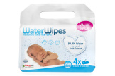 WaterWipes Newborn Wipes 4 Pack (240 wipes)