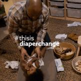 #ThisIsDiaperChange Thumbnail
