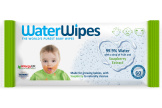 WaterWipes with Soapberry Extract 60 pack baby wipes