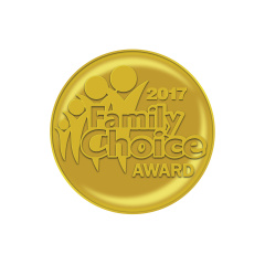 WaterWipes are the winners of the 2017 family choice award.